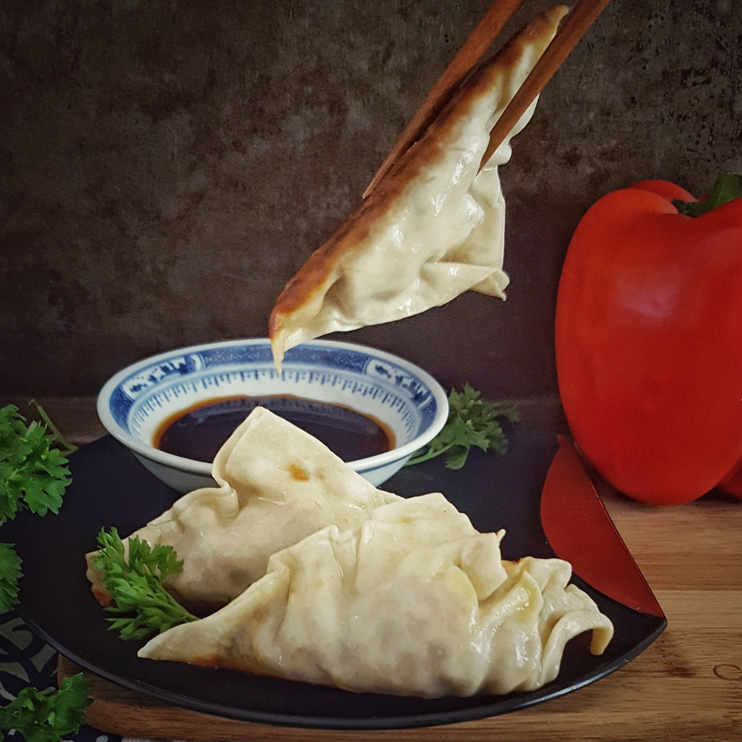 Pork Pot Stickers | Simply Sophisticated Cooking