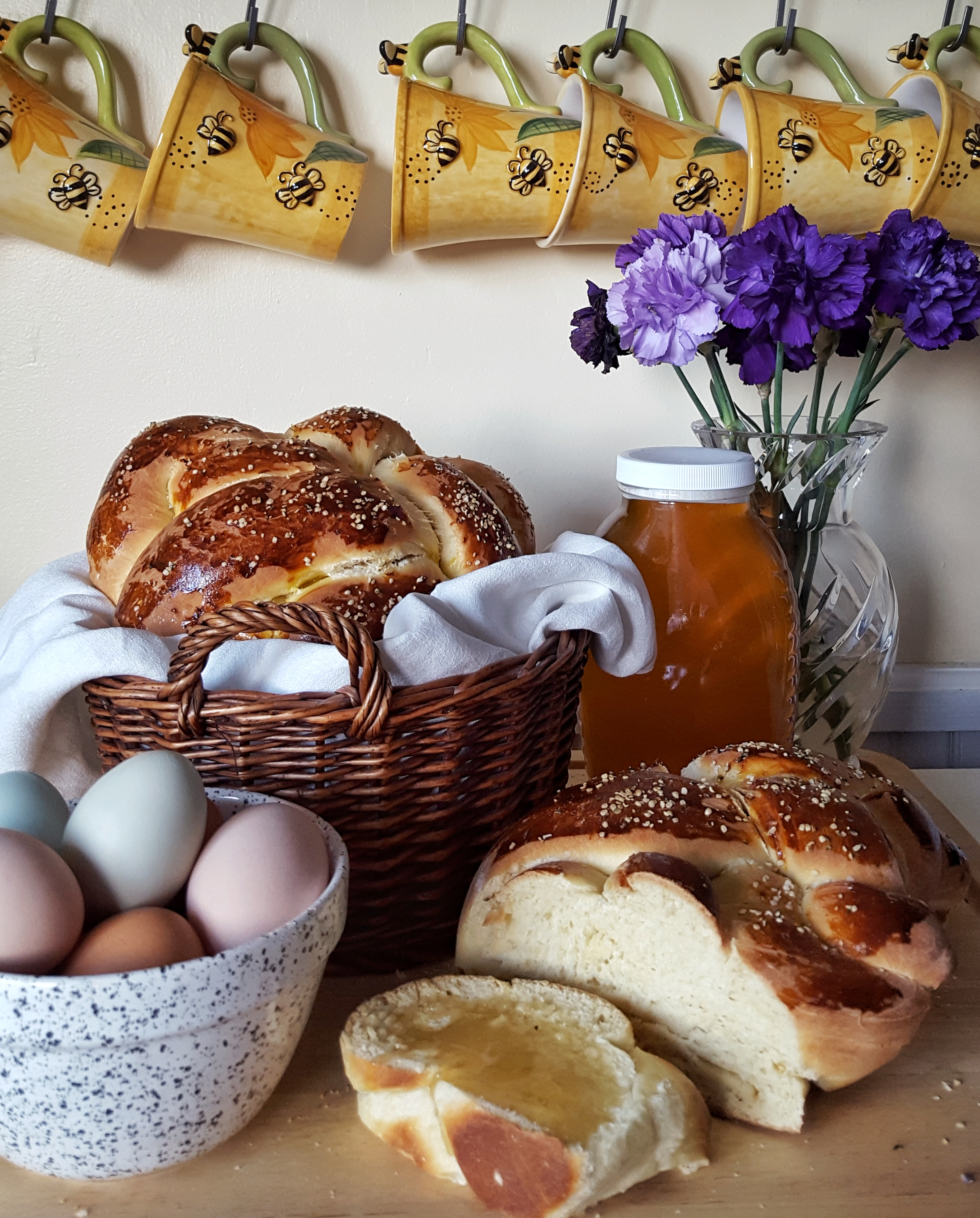 Simply Sophisticated Cooking | Challah Bread